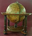 копия глобуса Хабрехта