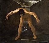Геракл отделяет горы Кальпе и Абила