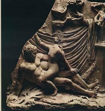Геракл и нимфа