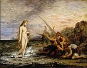 Венера, Выходящая из моря