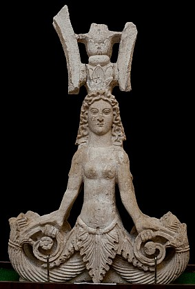 Скифская Змееногая богиня –<br>прорастающая дева