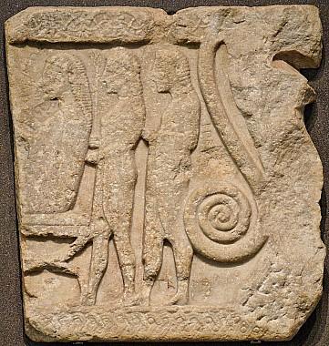 Посвящение Агамемнона в культ кабиров