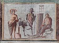 Аполлон, Хирон, Асклепий