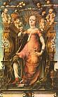 Церера, возведенная на престол