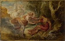 Аврора, похищающая Кефала