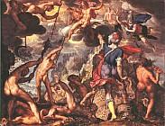Битва богов и титанов